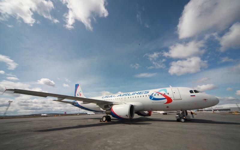 самолёт Ural Airlines