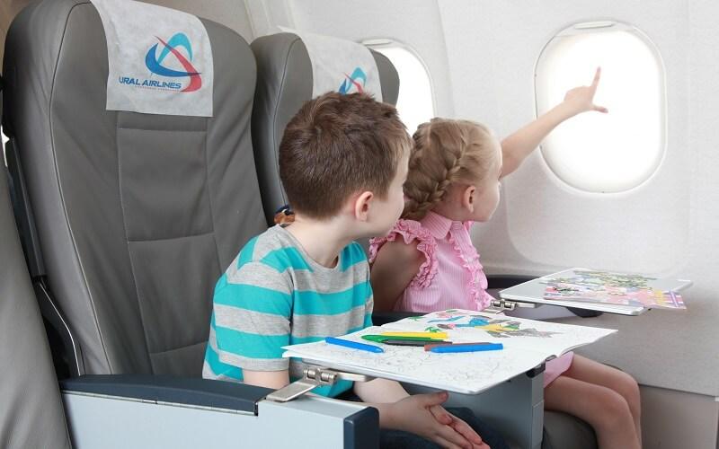 безопасность Уральских авиалиний