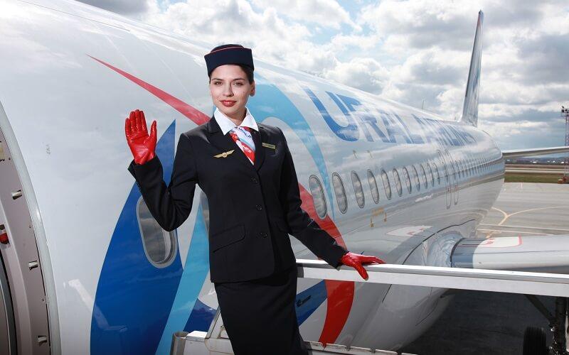 персонал Уральских авиалиний
