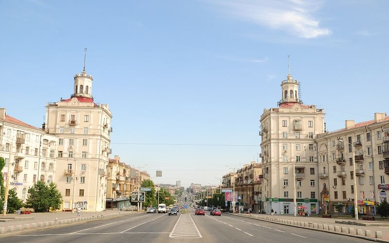 Киев — Запорожье
