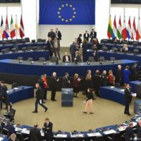 Европарламентарии поддержали украинский «безвиз»!