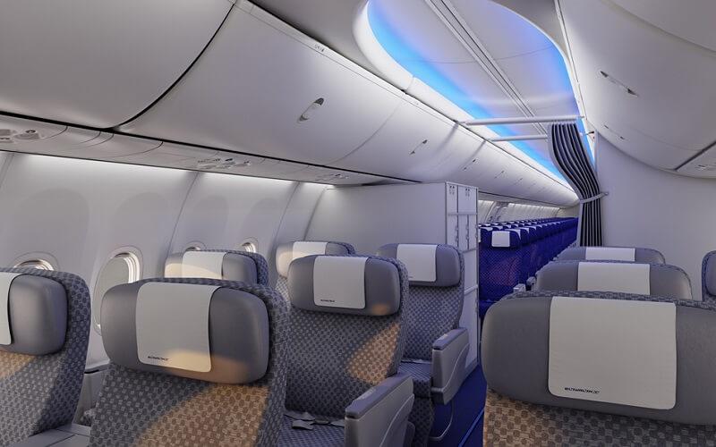 борт самолёта El Al
