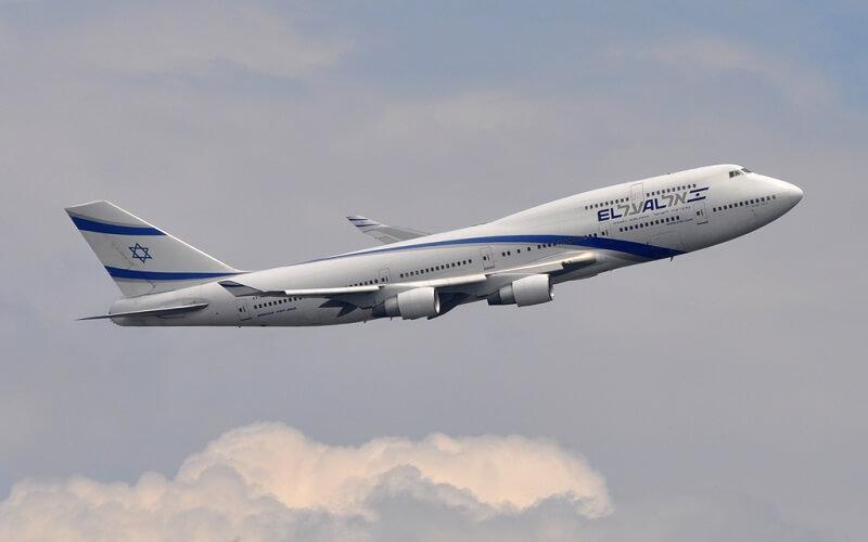 самолёт El Al