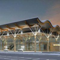 В одесском аэропорту заработал новый терминал!