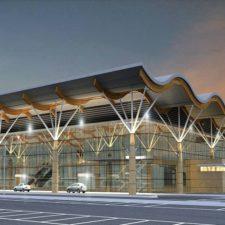 Новый терминал в аэропорту Одессы