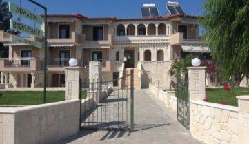 Отель Paradisos Apartments 2*, Халкидики – Кассандра, Греция
