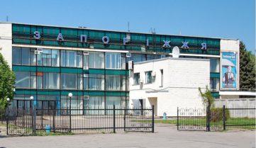 Запорожский аэропорт заканчивает ремонтировать полосу и восстанавливает расписание полетов