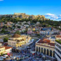 Запорожье — Афины