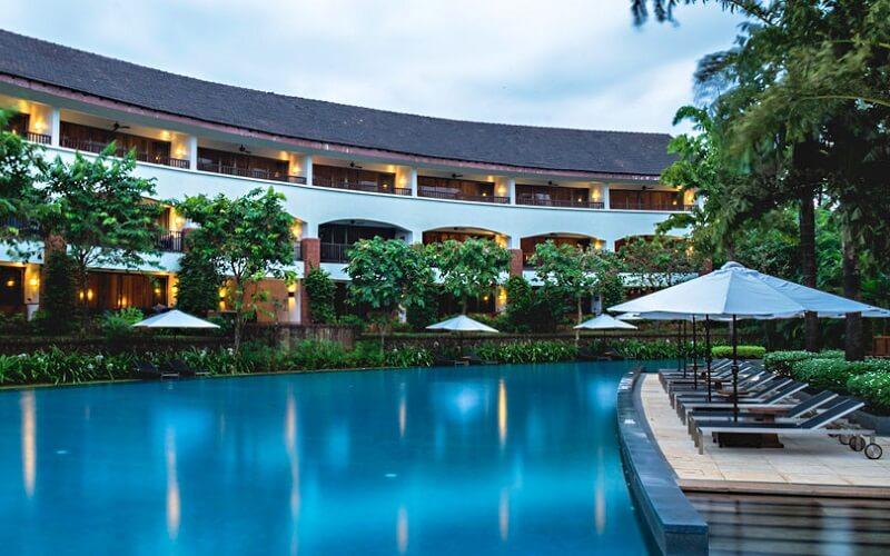 Отель Alila Diwa Goa 5*, Южный Гоа, Индия