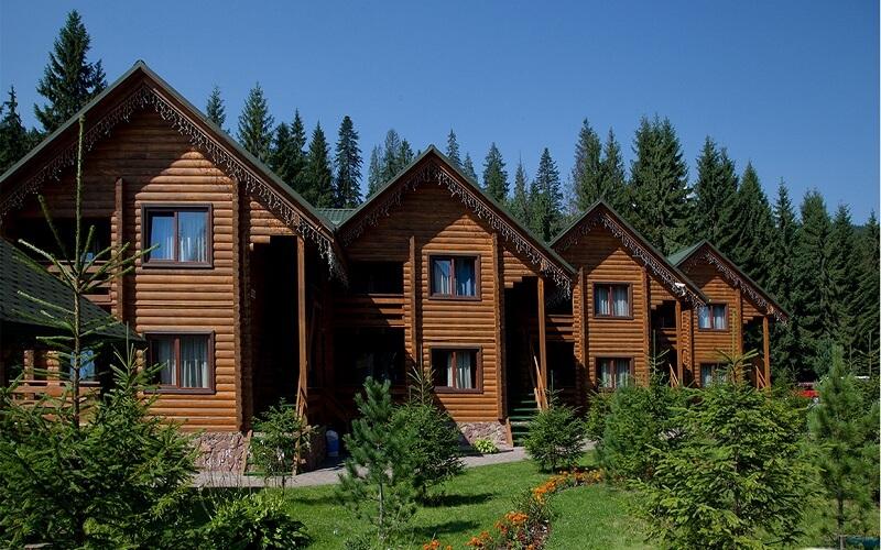 Артек-Буковель лагерь Лесной
