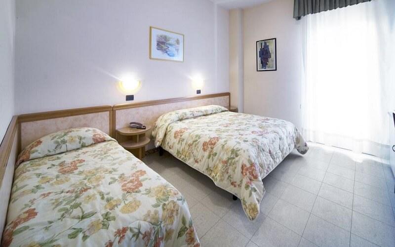 Номер в Bamby Hotel 3*, Римини, Италия