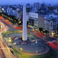 Запорожье — Буэнос-Айрес