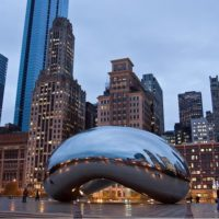 Запорожье — Чикаго