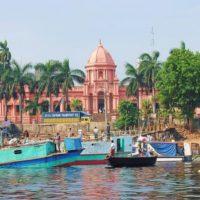 Запорожье — Дакка