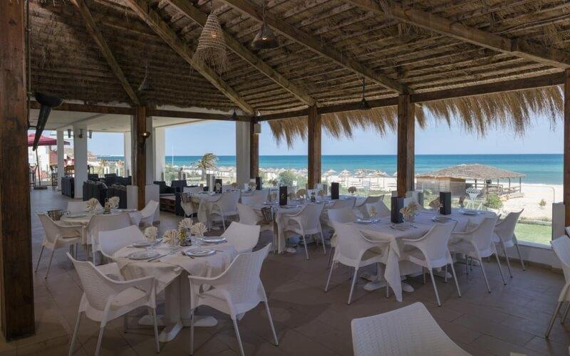 Ресторан в  El Fell Hotel 3*, Хаммамет, Тунис