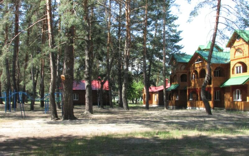 Дитячий табір «FinaRibba»