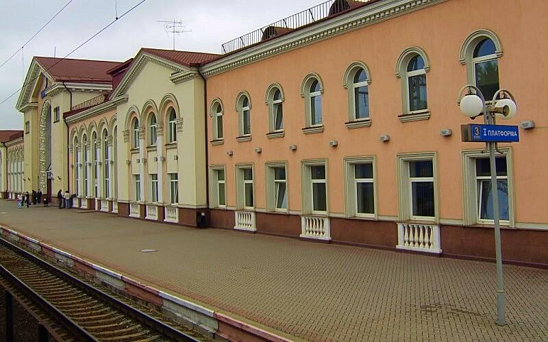 Вокзал Каменец-Подольский