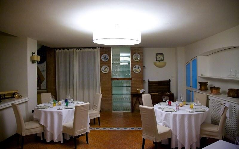 Ресторан La Bandiera, Чивителла-Казанова