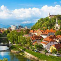 «Днеправиа» анонсирует прямые рейсы Киев — Любляна