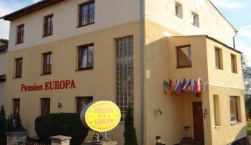 Горящий тур в отель Pension Europa 3*, Прага, Чехия