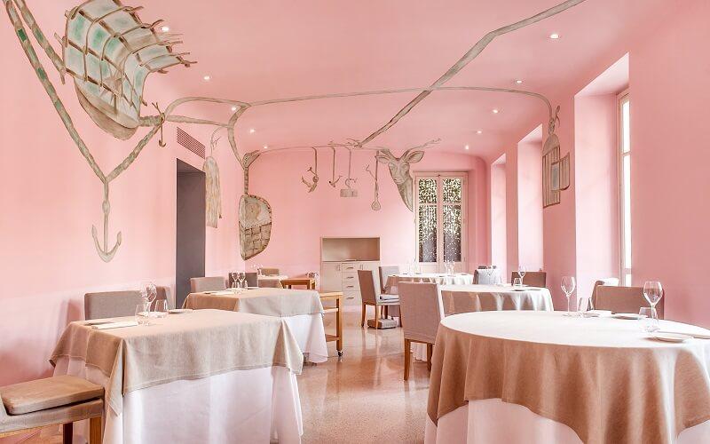Интерьер ресторана Piazza Duomo