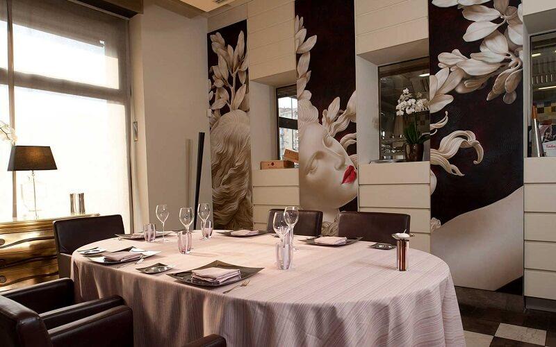 Интерьер ресторана Sadler