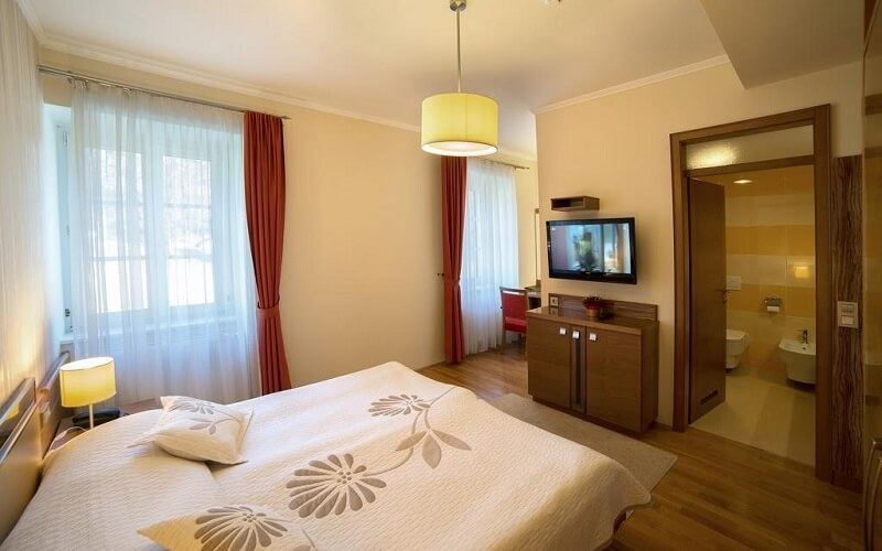 Номер у Slatina Hotel 3*, Рогашка Слатіна, Словенія