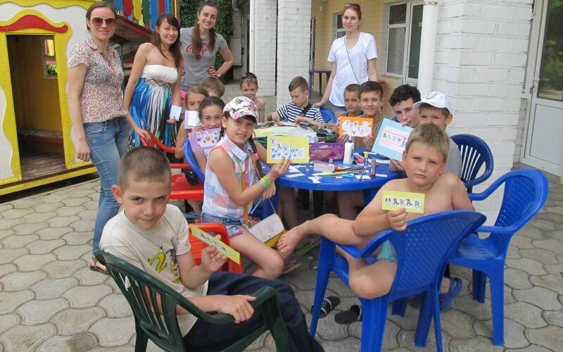 Дитячий табір TaKo Camp