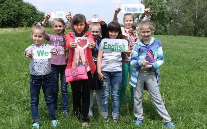 Дитячий табір TaKo Camp — англійські канікули