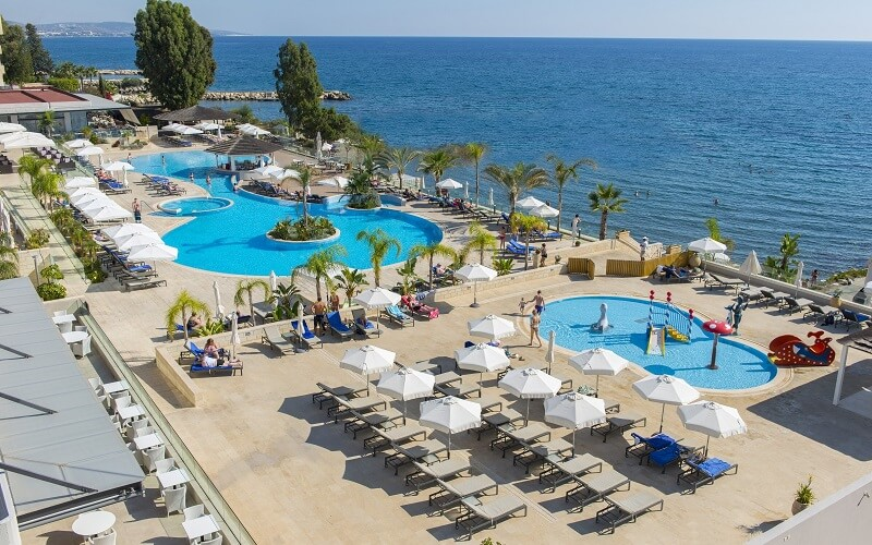 Отель The Royal Apollonia Beach 5, Кипр