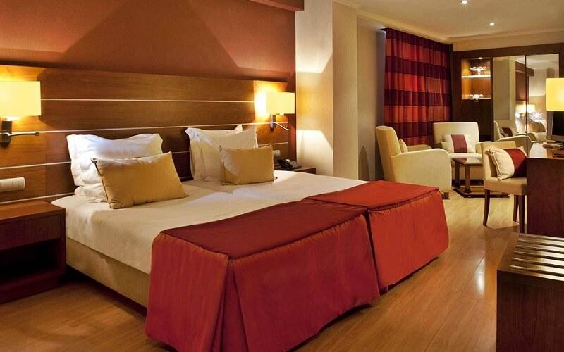 Номер в Turim Europa Hotel 4*, Лиссабон, Португалия