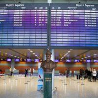 Аэропорт Львов — онлайн табло