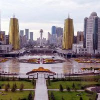 Запорожье — Астана