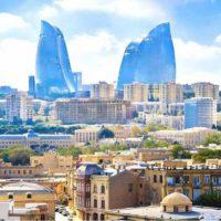 Запорожье — Баку