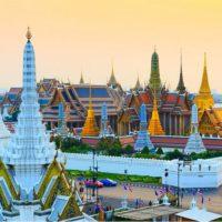 Запорожье — Бангкок