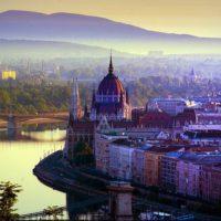 Запорожье — Будапешт