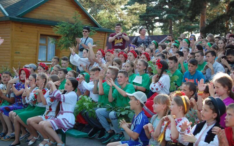 Дитячий табір «Горизонт»