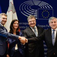 Украинский «безвиз» подписан!