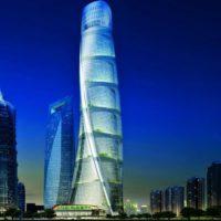 Шанхайська вежа: тепер з оглядовим майданчиком!