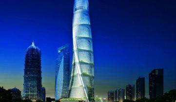 Шанхайская башня: теперь со смотровой площадкой!