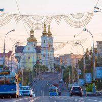 Одесса — Винница