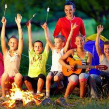 13 лучших лагерей с бюджетом до 5 000 гривен
