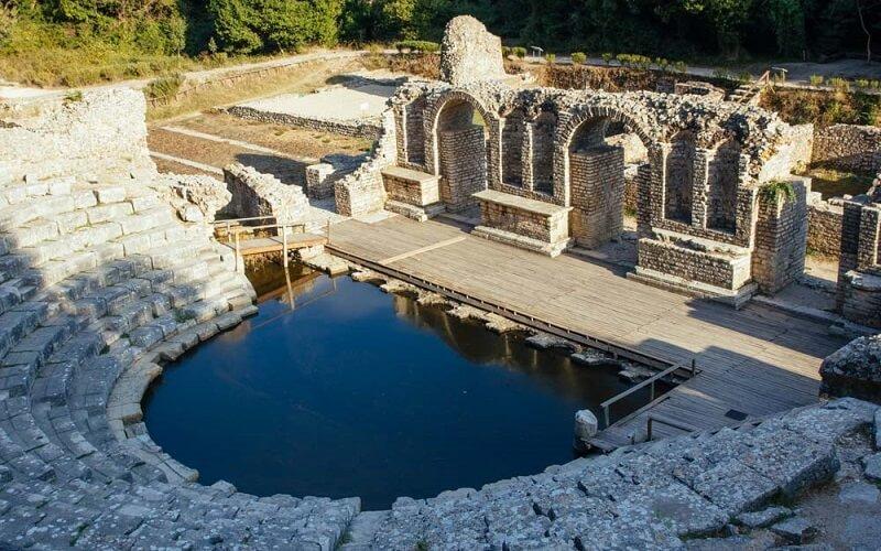 Пам'ятки Албанії