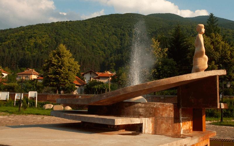 Курорт Сапарева-Баня