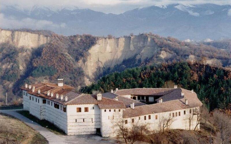 Роженский монастырь а Болгарии
