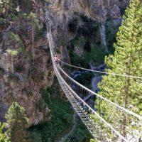 Італія — екстремалам: 478 метрів над ущелиною