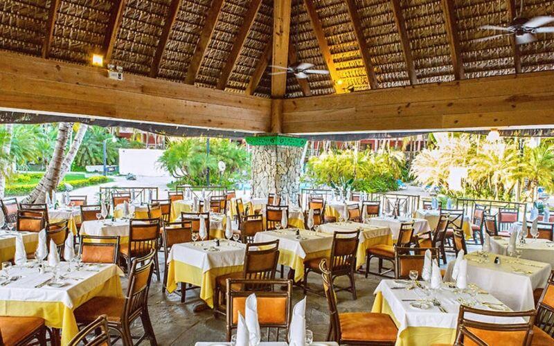 Ресторан, Coral Costa Caribe 4*, Хуан Долио, Доминикана