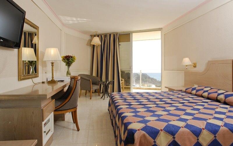Номер в  Galil Hotel 4*, Нетания, Израиль