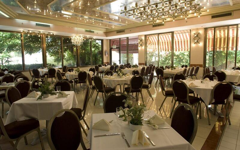 Ресторан в  Galil Hotel 4*, Нетания, Израиль
