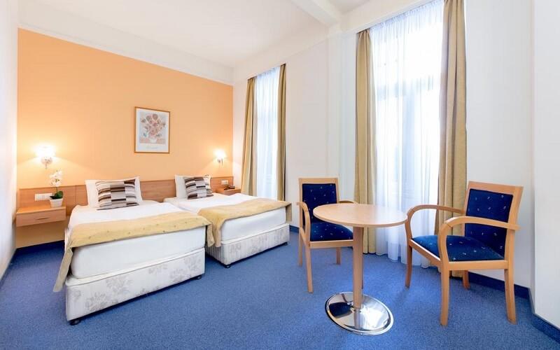 Номер в отеле Golden Park 4*, Будапешт, Венгрия